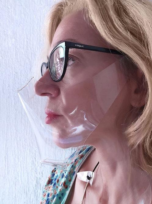 Transparent Face Mask (Type B)