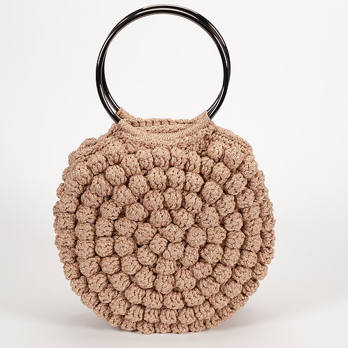 Round Crochet Bubbles