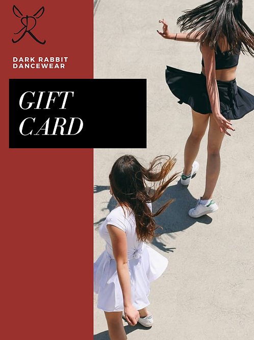50% OFF Gift Card