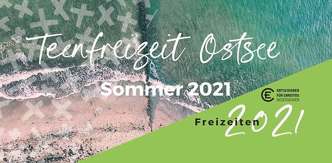 Freizeiten 2021