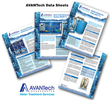 AVANTech Sell Sheets