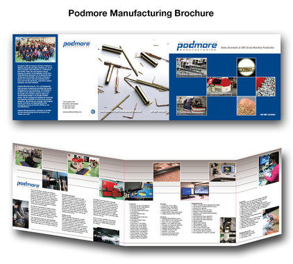 Podmore Manufacturing Brochure