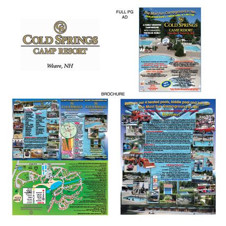 Coldsprings Camping Brochure