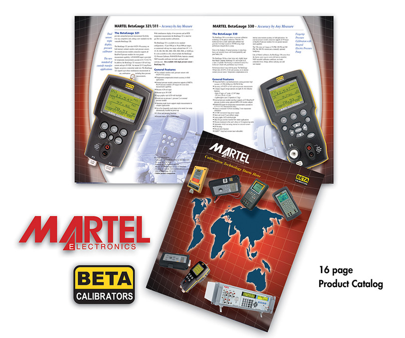 Martel Electronics Product Brochure