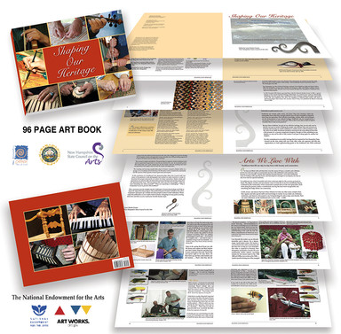 Shaping Our Heritage Brochure