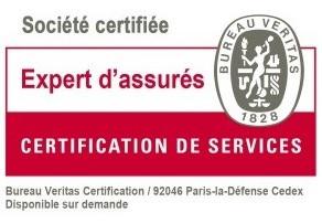 [Certification] Sociétés d'experts d'assurés RE/UPE/2018