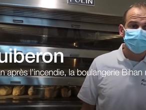 [Retour d'expérience] Vidéo La boulangerie Bihan rouvre à Quiberon
