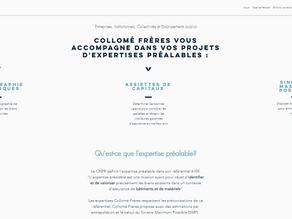[Nouveauté] Site expertise préalable