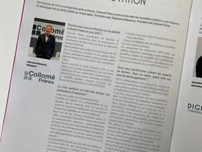 [Presse] Interview de Stéphane Debeauve – revue Atout Risk