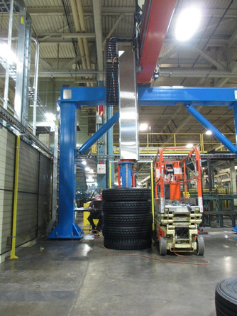 Material Handling Application