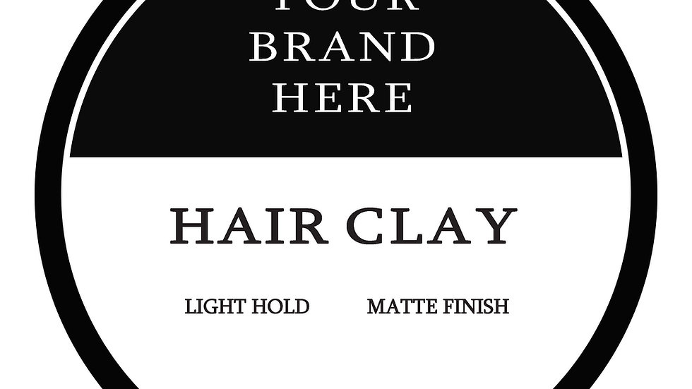 Hair Clay (QTY 50)