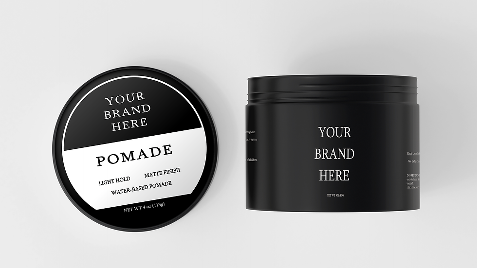 Pomade Sample Kit