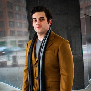 Cooper Overcoat