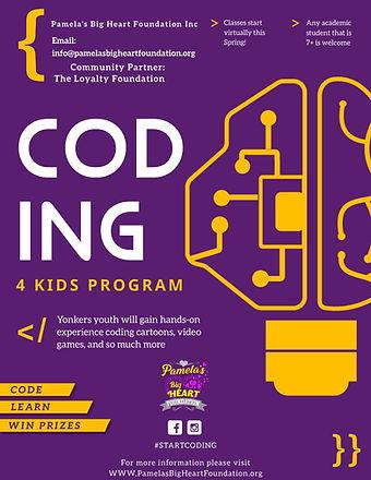 Copy of Purple Coding Competition Custom