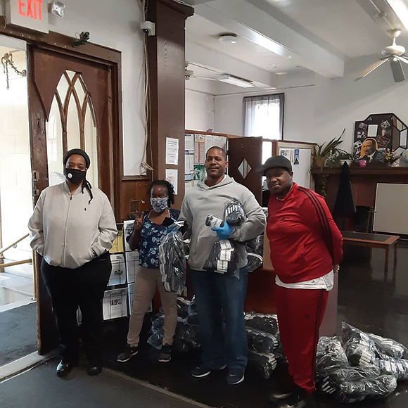 YWCA Bombas Sock Donation