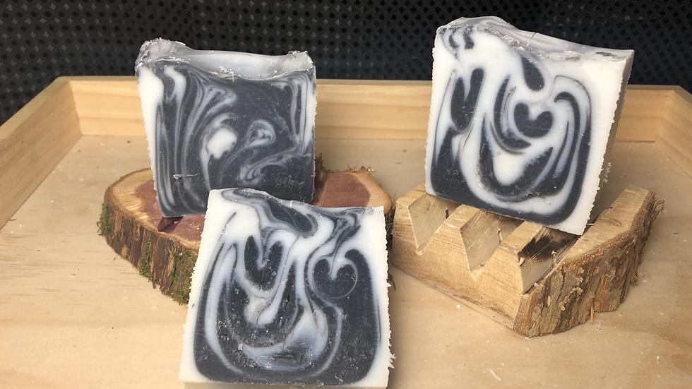 Eucalyptus with Activated Charcoal