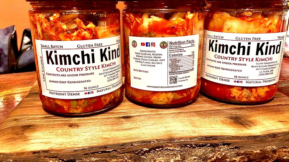 Small Batch Vegan Kimchi