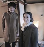 13 Shima Inoguchi with arch historian 20