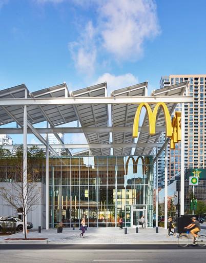 McDonald's Chicago Flagship Restaurant