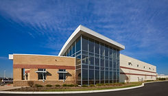 Exterior image of City of Naperville multipurpose and public works building in Naperville, Illinois