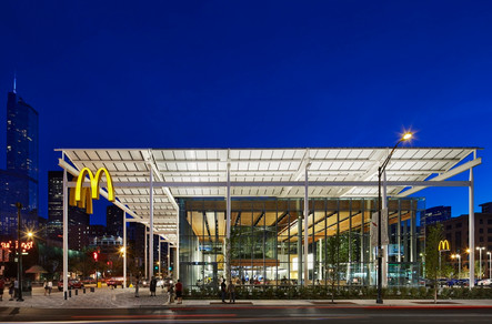 McDonald's Flagship Restaurant, Chicago
