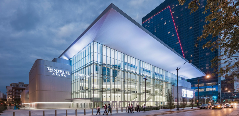 Wintrust Arena, Chicago