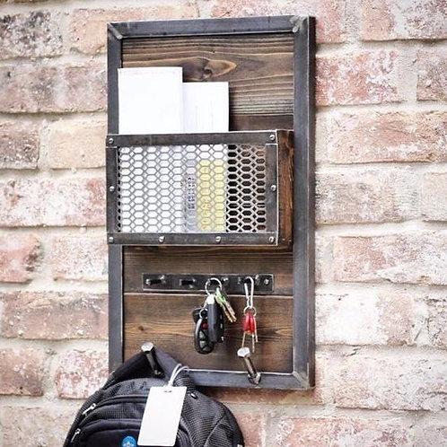 Porta chave industrial Peinado