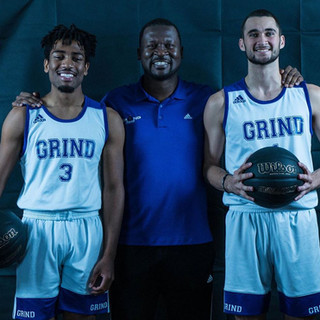 Allen Johnson, Coach Edwards, Meir Azari