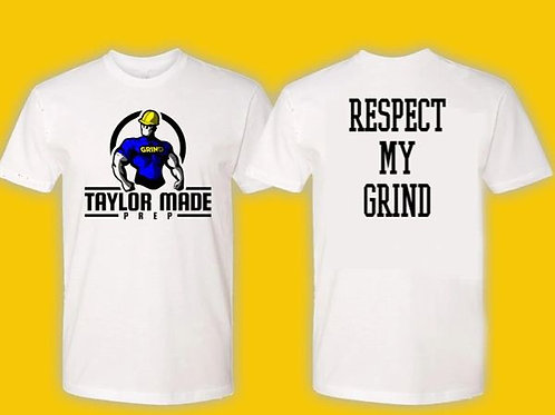 """""""RESPECT MY GRIND"""" TEE"""