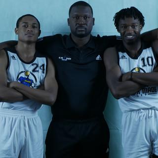 Jeremiah, Coach Edwards, Shamar