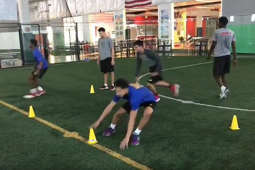 TMP ELITE TRAINING ACADEMY (8 SESSIONS)