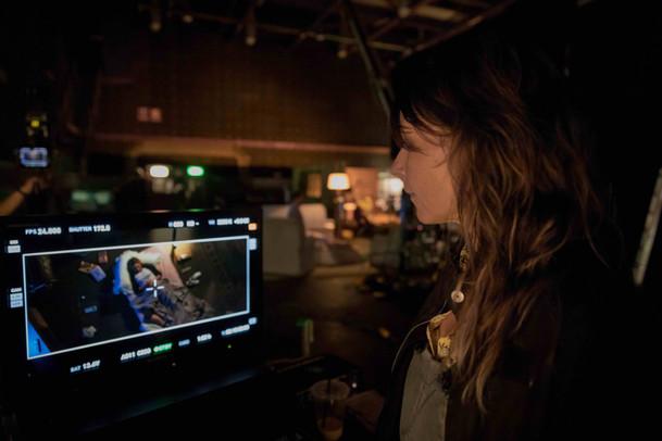 BTS. Director Jacqui Fifer. THE PORTAL.