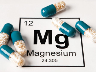 Nutrient Spotlight: Magnesium
