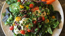 Recipe: Simple, Beautiful & Delicious Salad