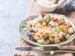 Recipe: Golden Quinoa