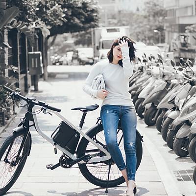 Klever e-Bike