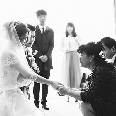 婚禮紀實 x 家豪&婉雲
