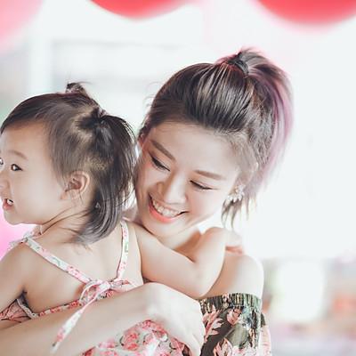CHAIO 香香2周歲紀實