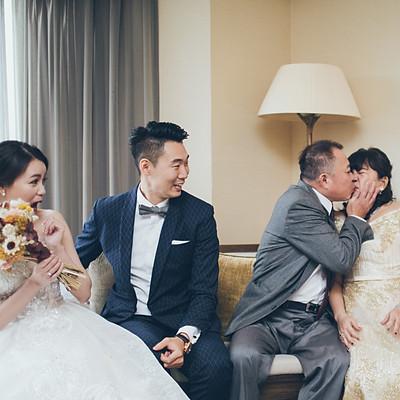 婚禮紀實 x 楊超&友娟