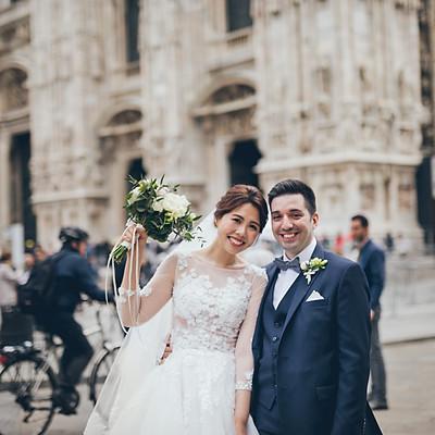 婚禮紀實 x Italy_義大利