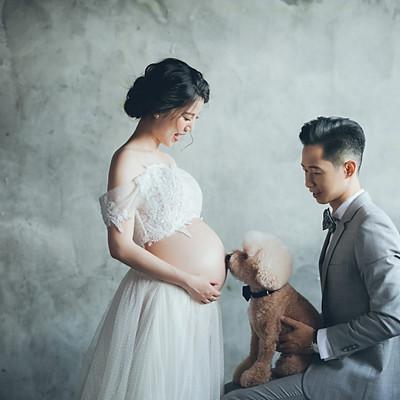 孕期写真 Pregnancy