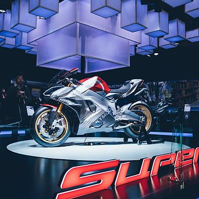KYMCO x Tokyo Motor Show