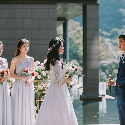 婚禮紀實 x 坤詣&俐旻