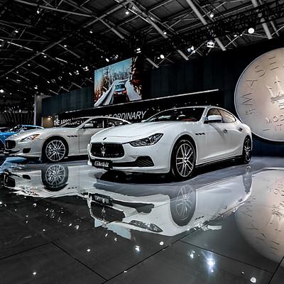 Maserati_Taipei show
