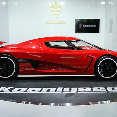 Lamborghini x Taipei show