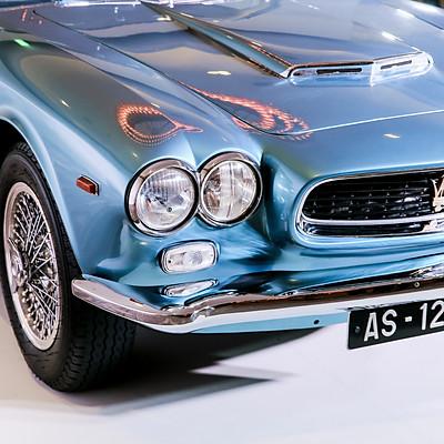 Maserati x Sebring 3500 GT