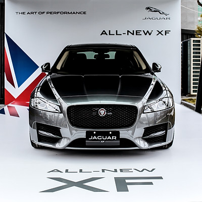 JAGUAR x ALL NEW XF