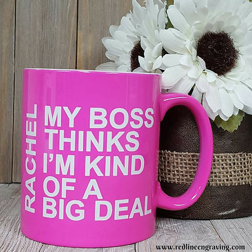 Employee Coffee Mug