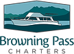 Browning Pass Charters Logo