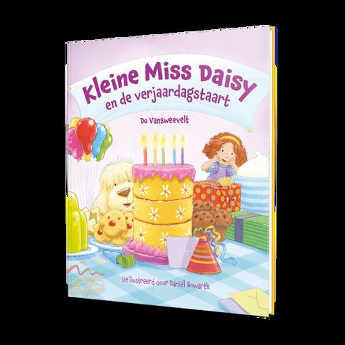 Kleine Miss Daisy en de taart
